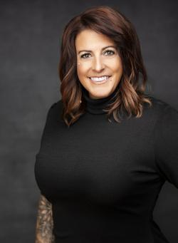 Nathalie Durand, Certified real estate broker